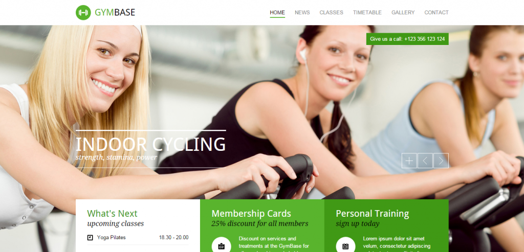 Best Sport and Fitness WordPress Themes