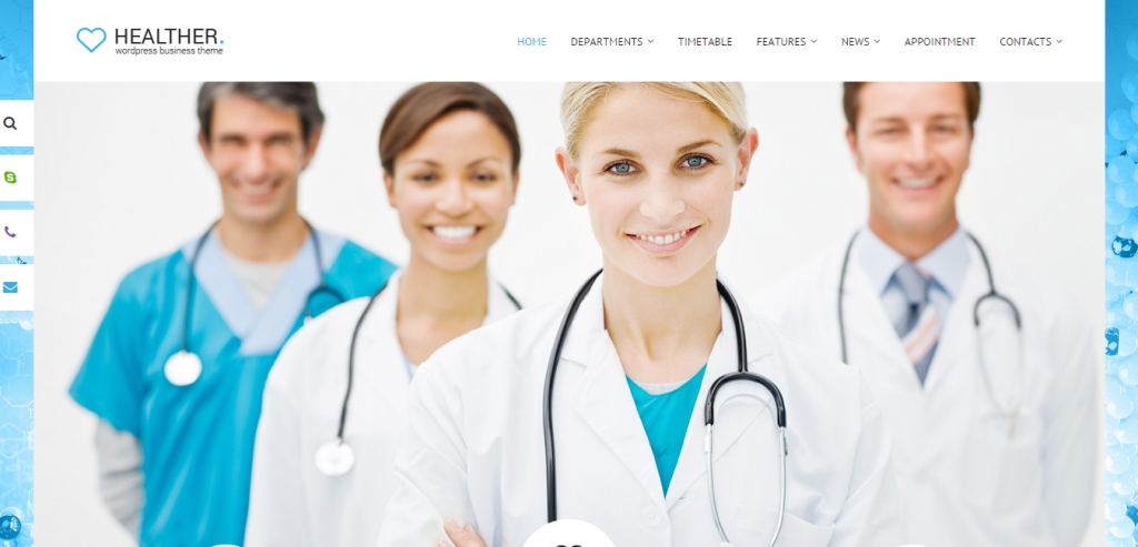Buy Health and Medical WordPress Themes