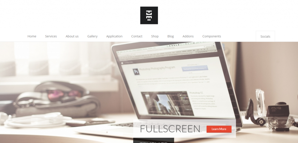 Fluid Twitter Bootstrap WordPress Templates