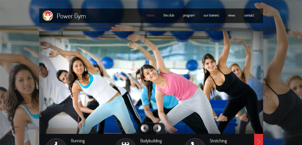 Free Sport and Fitness WordPress Themes