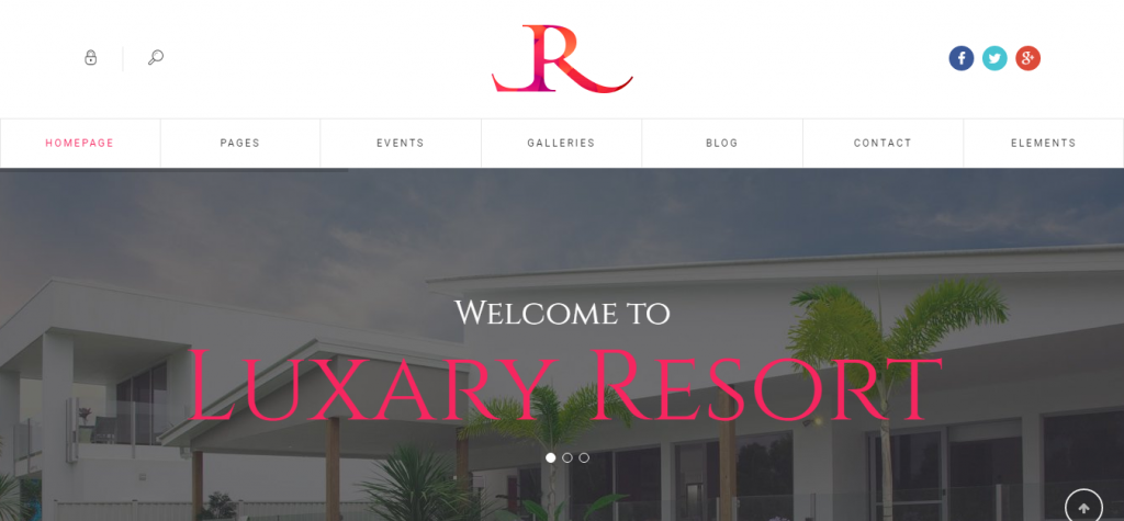 Luxary Resort