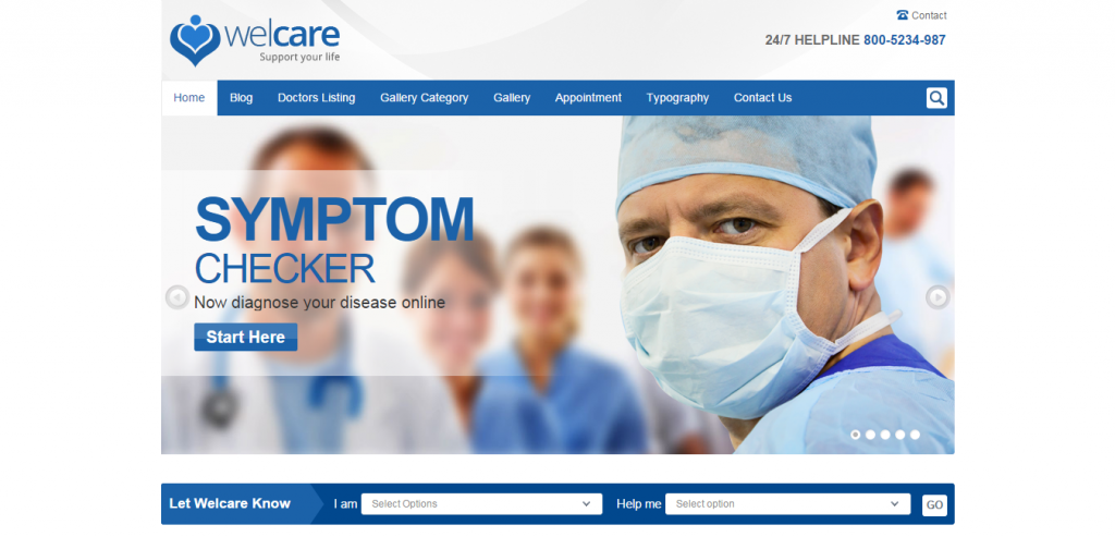 Premium Health and Medical WordPress Themes