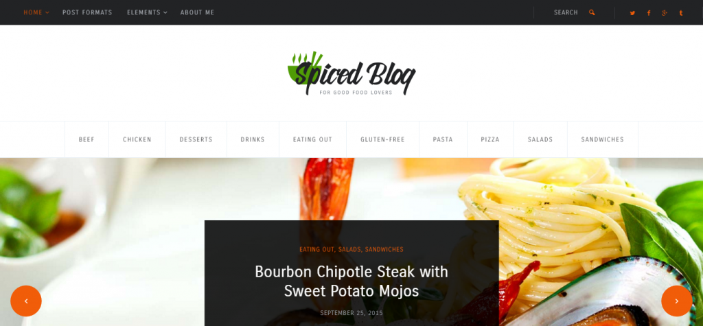 Spiced Blog