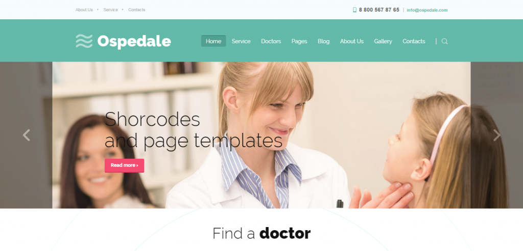 Top Health and Medical WordPress Themes