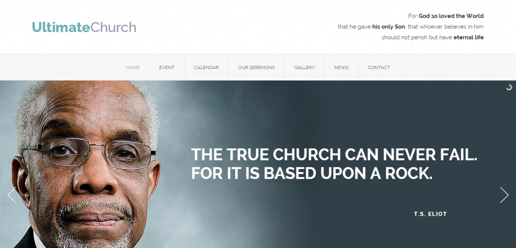 Top WordPress Church Themes