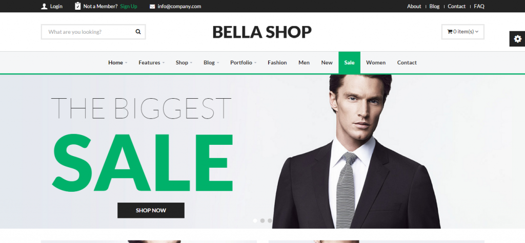 Bella Shop