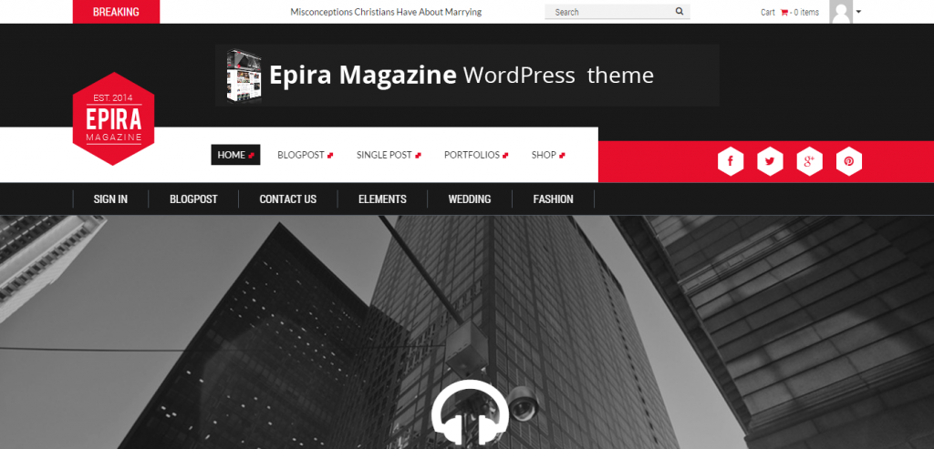 Best Magazine WordPress Templates