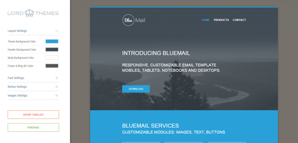 Best Responsive Mail HTML Templates