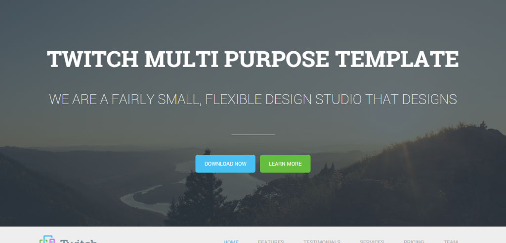 Best Simple HTML Landing Page Themes