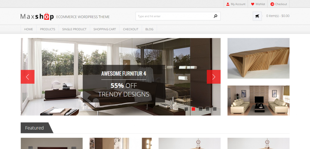 Best WP e-Commerce Themes