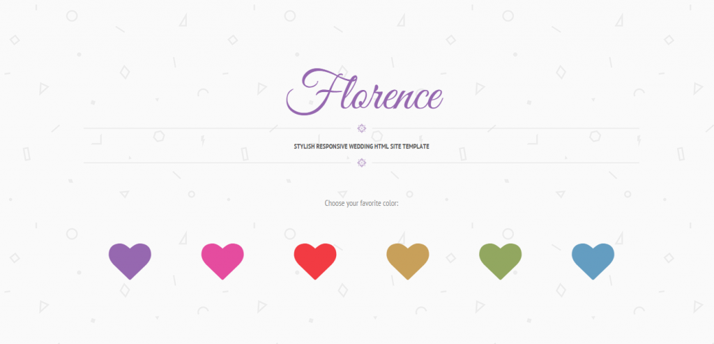Best Wedding HTML Template