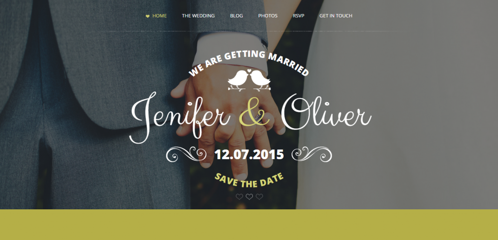 Best Wedding HTML Templates