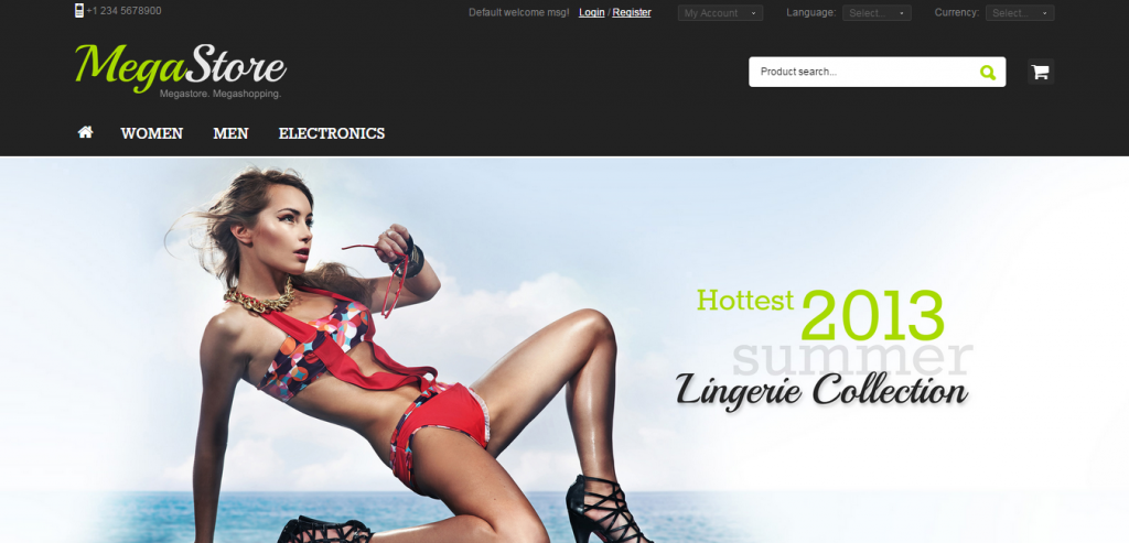 Best osCommerce Themes