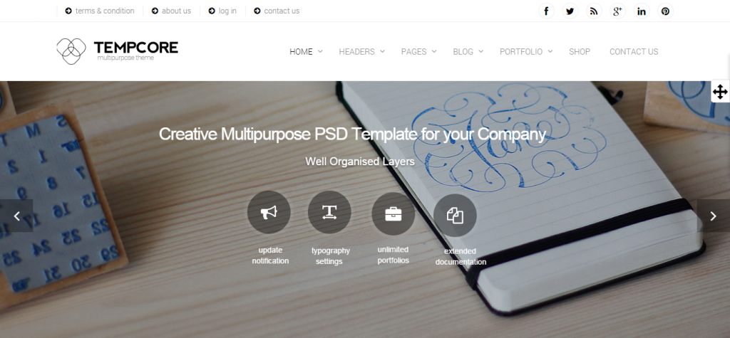 Buy Joomla Business Templates