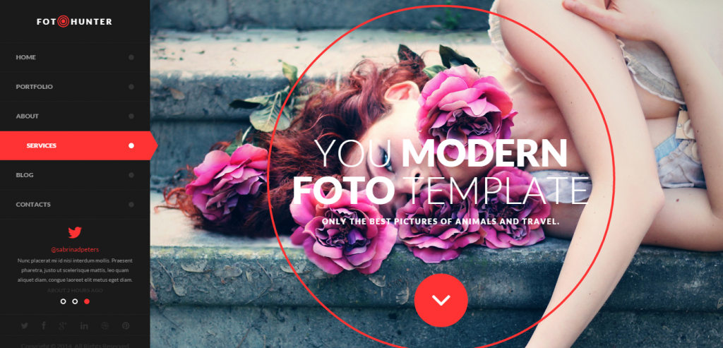 Buy Photography HTML Template