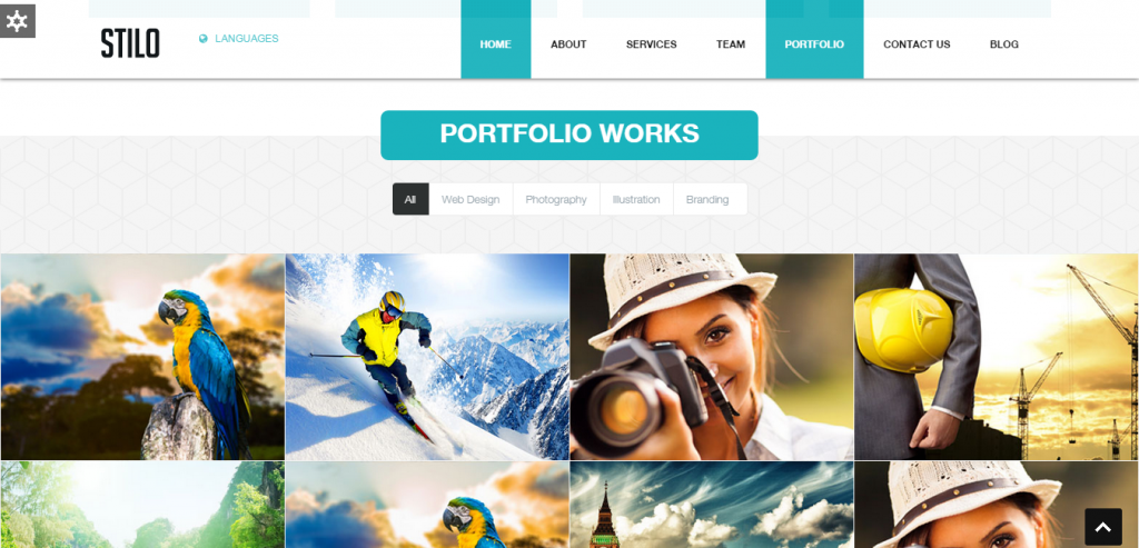 Buy Portfolio Joomla Template
