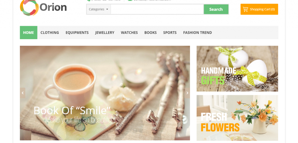 Buy PrestaShop Responsive Templates