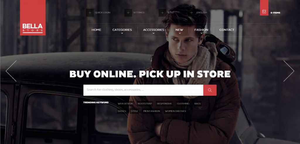 Buy PrestaShop Responsive Theme