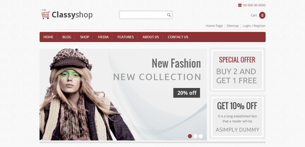 Buy WP e-Commerce Themes