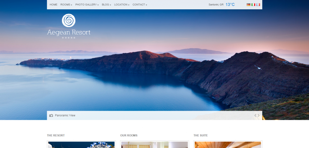 Download Hotels HTML Themes