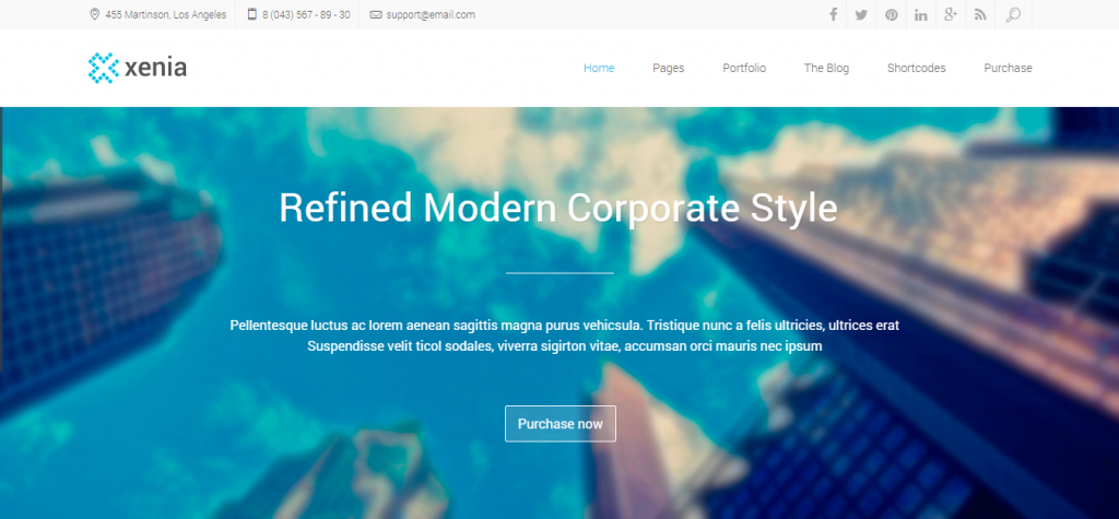 Download Multipurpose WordPress Templates