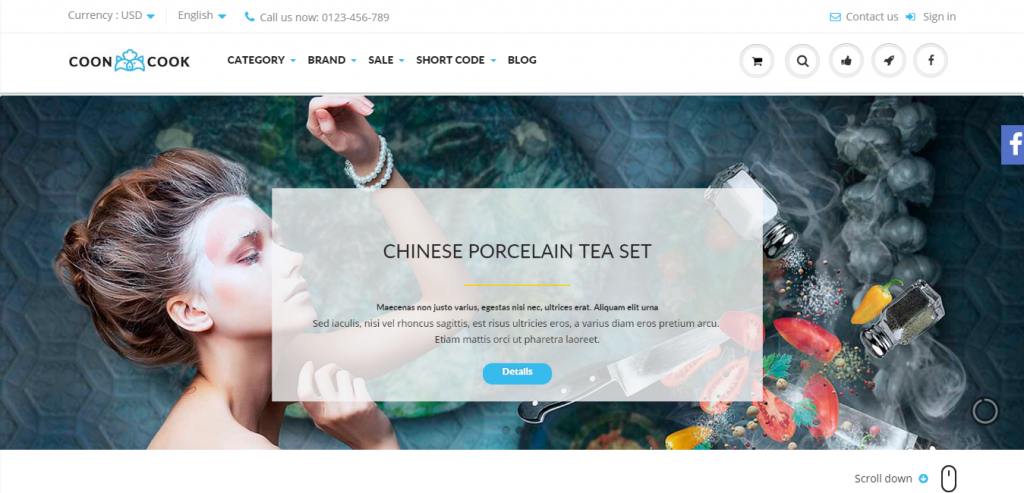 Download PrestaShop Responsive Theme