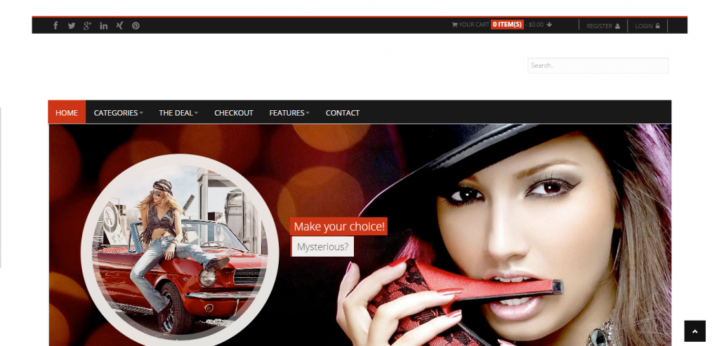 Download WP e-Commerce Themes