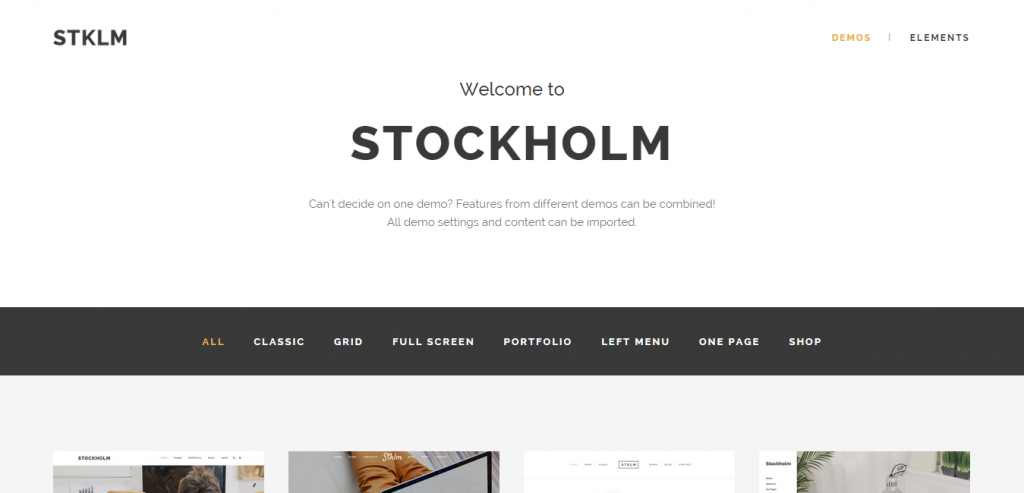 Fluid WordPress Multipurpose Themes