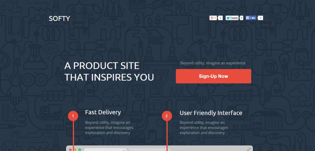 Free Instapage Landing Page Templates