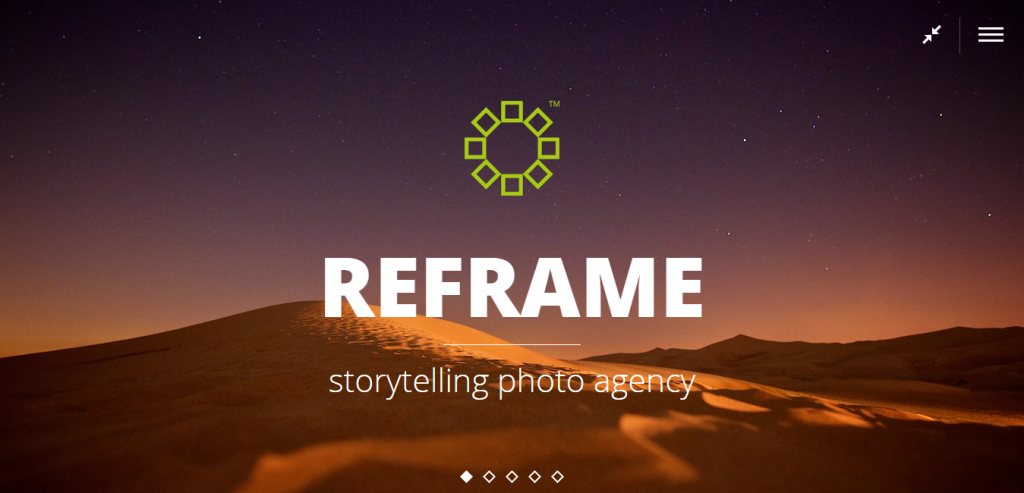 Free Photography HTML Templates