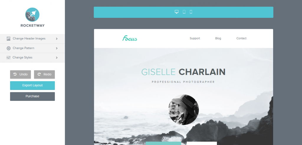 Free Responsive HTML Mail Templat