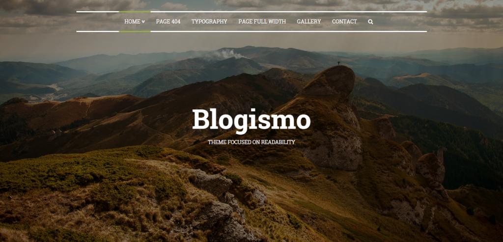 New Magazine WordPress Theme
