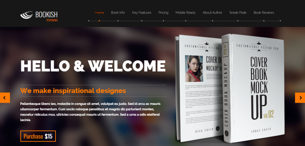 New Marketing HTML Template