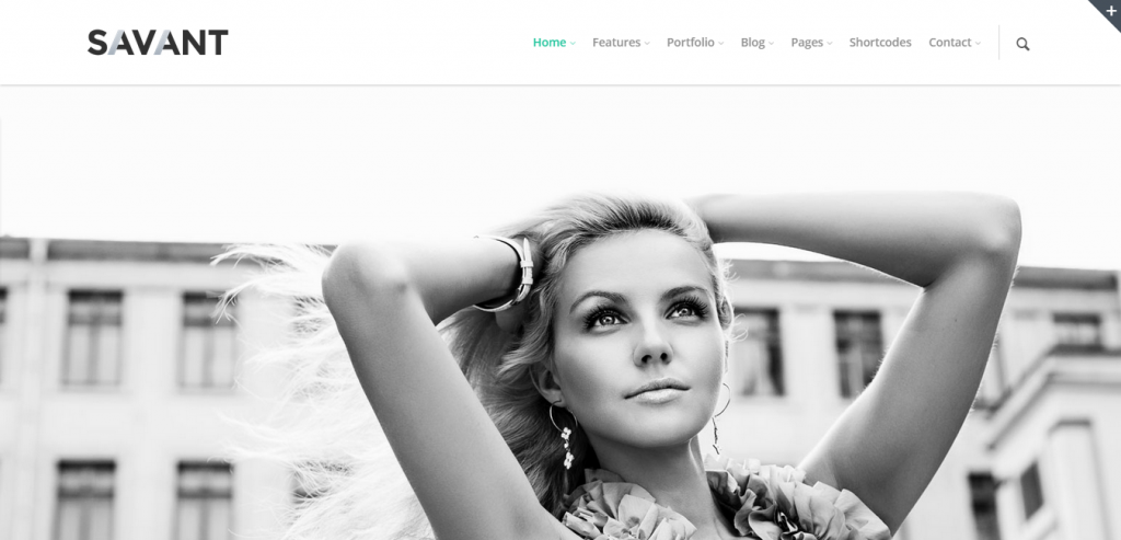 New Multipurpose WordPress Template