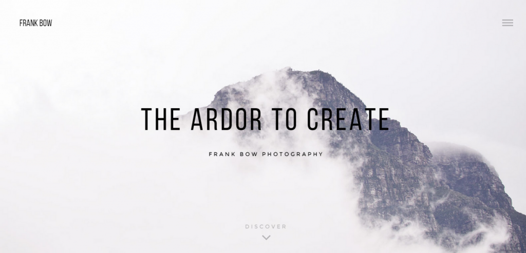 New Photography HTML Templates