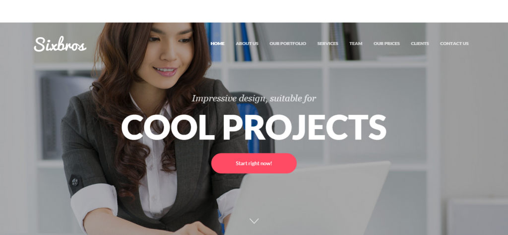 Premium Business Joomla Theme