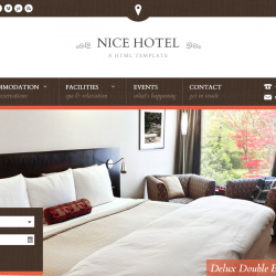 Hotel HTML Templates