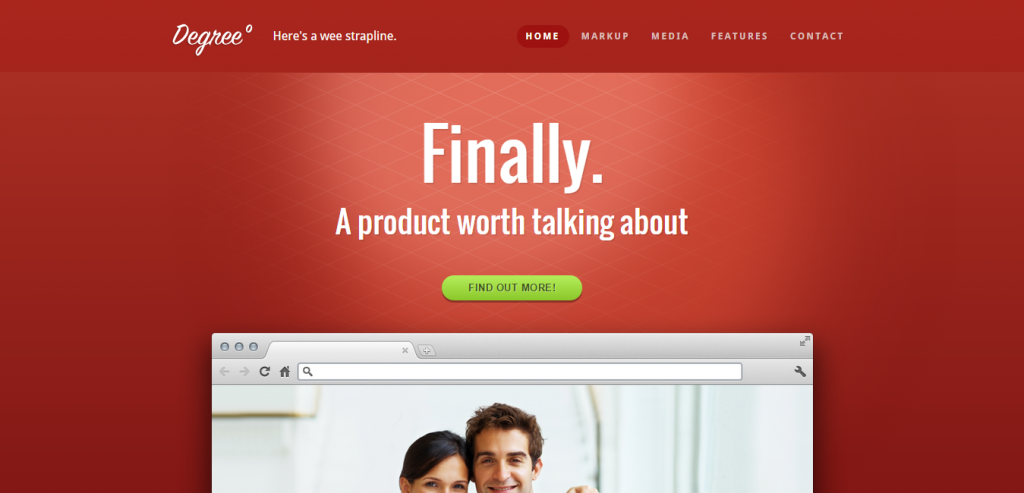Responsive Marketing HTML Themes