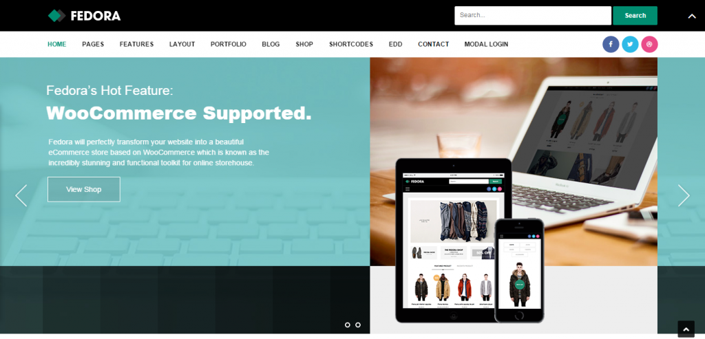 Responsive Multipurpose WordPress Themes