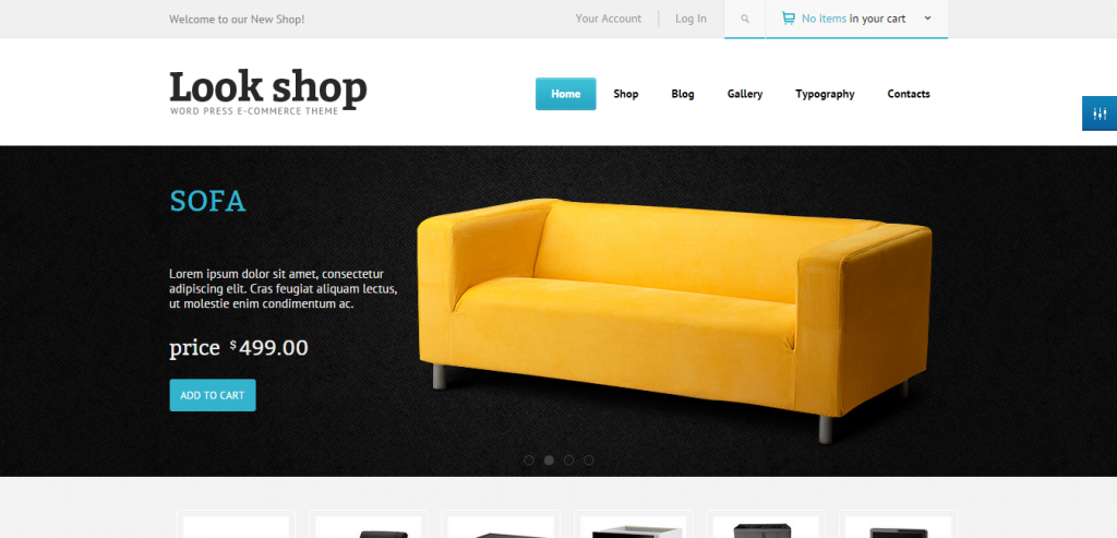Responsive WP e-Commerce Themes
