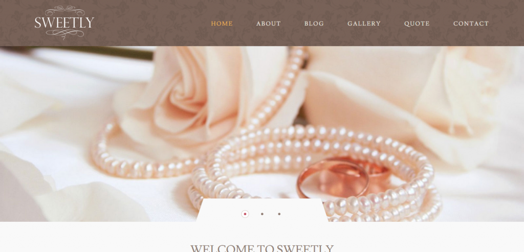 Responsive Wedding HTML Templates