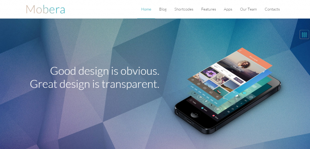 Top App Landing Page WordPresss Theme