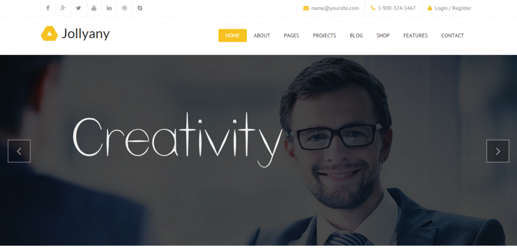 Top Business Joomla Themes