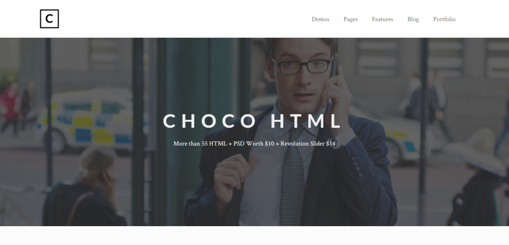Top Multipurpose HTML Themes