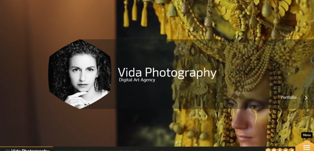 Top Photography HTML Themes