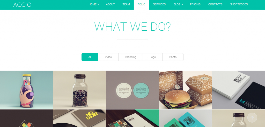 Top Portfolio Joomla Themes