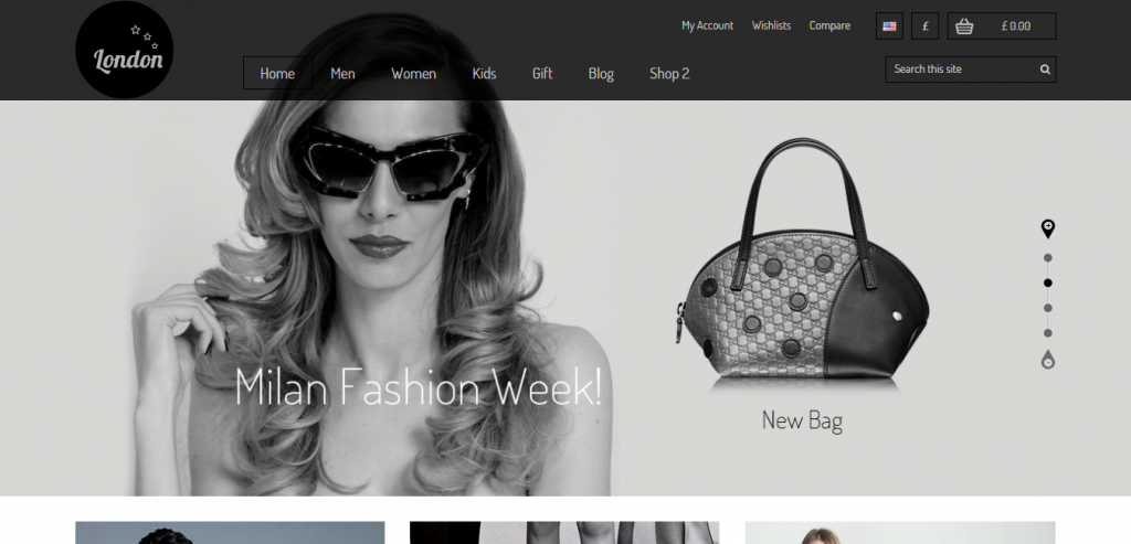 Top PrestaShop Responsive Themes