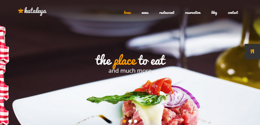 Top Restaurant HTML Template