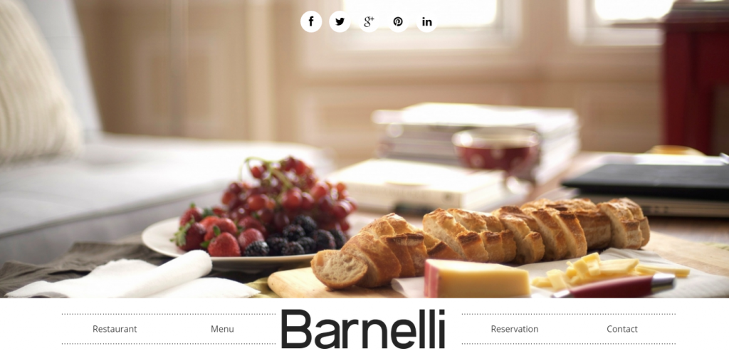 Top Restaurant HTML Templates
