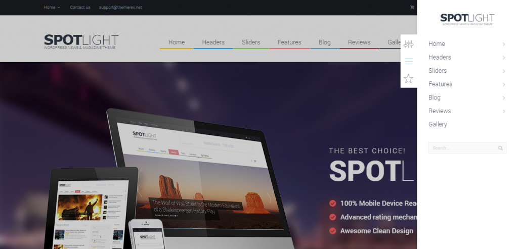Top WordPress Magazine Theme
